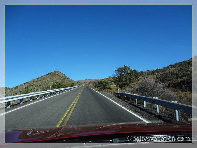 3 - Mauna Kea Road