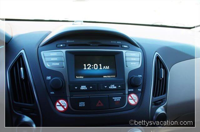 4 - Hyundai Tucson