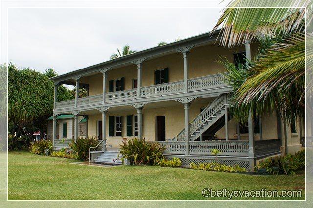 40 - Hulihee Palace