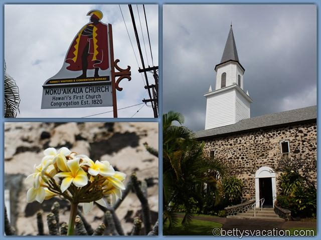 41 - Mokuaikaua Church