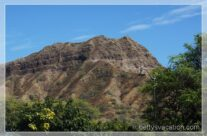 Diamond Head State Monument, Oahu, Hawai'i