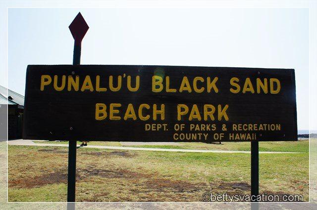 5 - Black Sand Beach