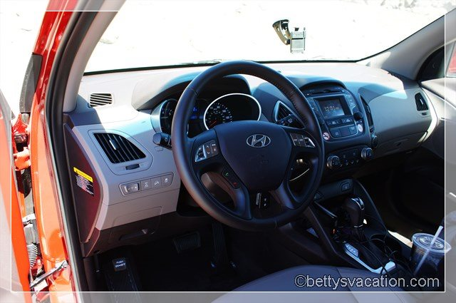 5 - Hyundai Tucson
