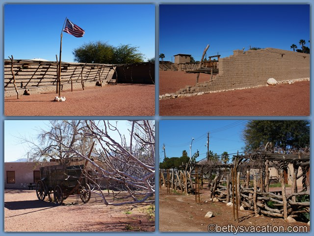 5 - Old Mormon Fort