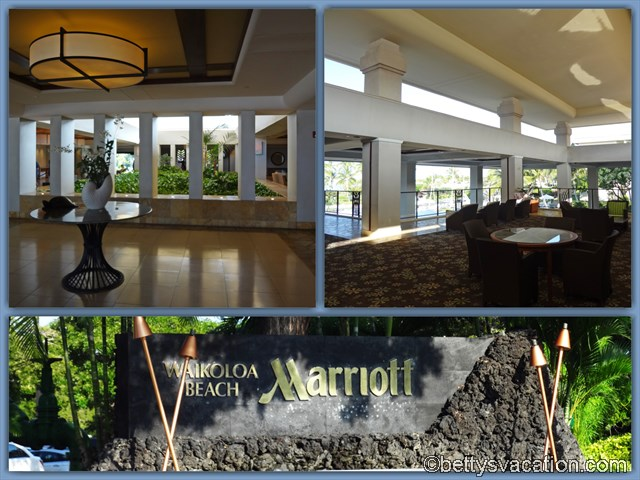 7 - Marriott Waikoloa Lobby