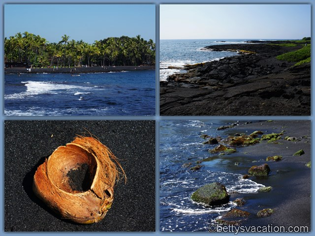 9 - Black Sand Beach