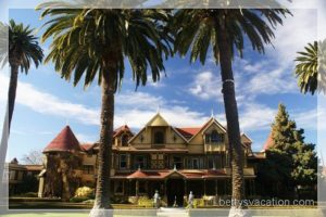 1 - Winchester Mystery House