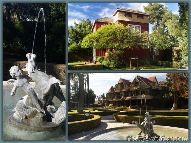 2 - Winchester Mystery House
