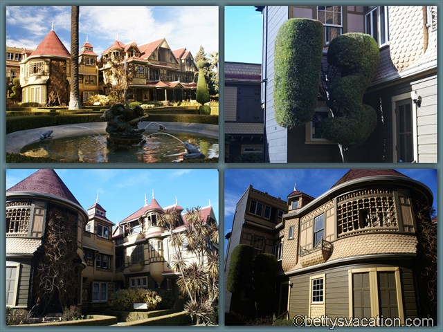25 - Winchester Mystery House