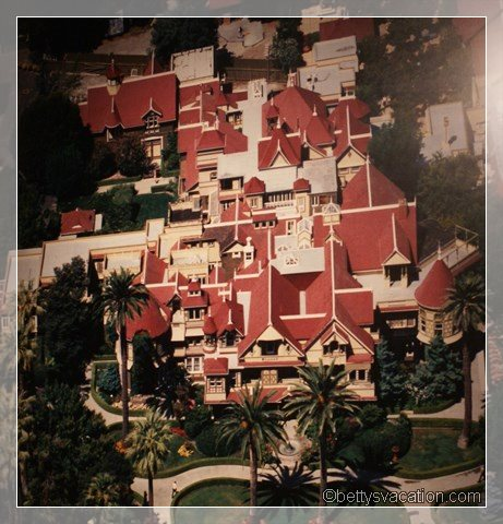 5 - Winchester Mystery House