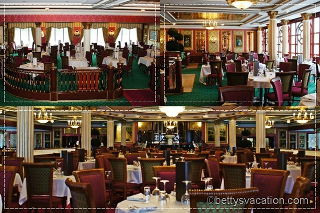 Norwegian Star Versailles Restaurant