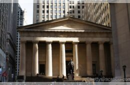 Federal Hall National Memorial, New York City