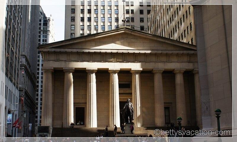 1 - Federal Hall