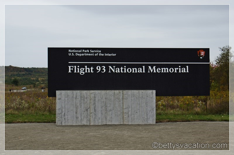 1 - Flight 93 National Memorial