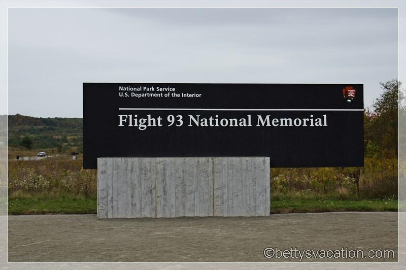 1 - Flight 93 National Memorial