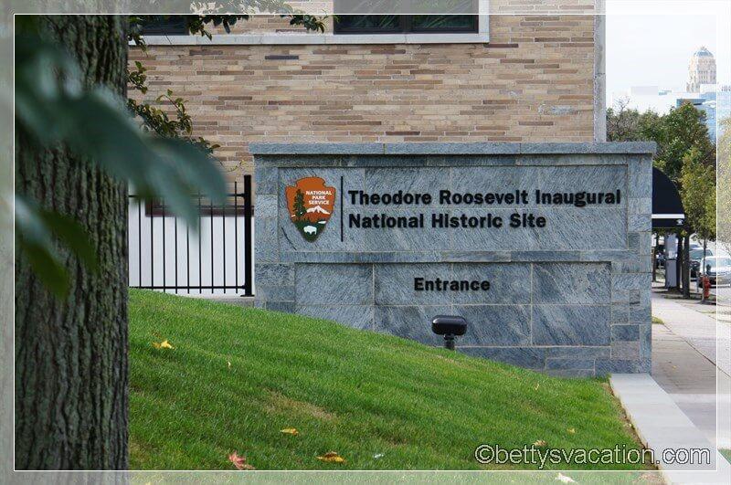 1 - Theodore Roosevelt Inaugural NHS