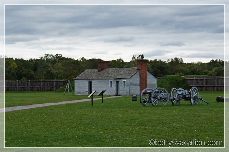 11 - Fort George