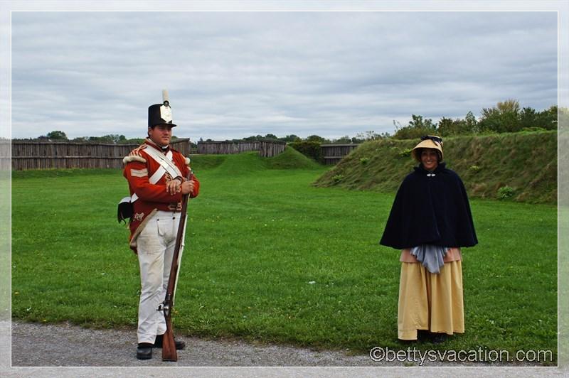 12 - Fort George