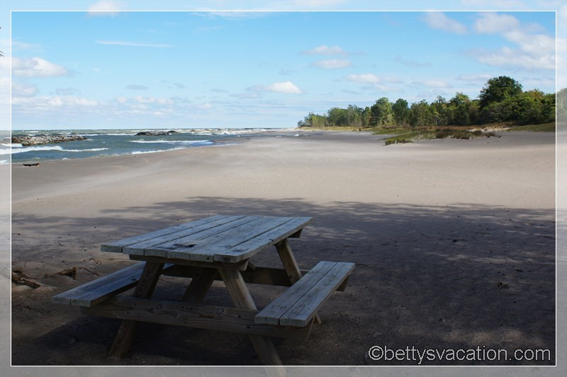 13 - Lake Erie-Presque Isle SP