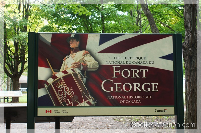 4 - Fort George