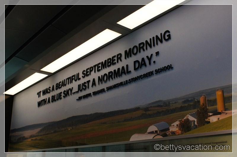 7 - Flight 93 National Memorial