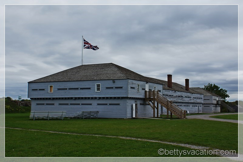 7 - Fort George