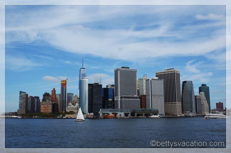 8 - Blick auf Lower Manhattan