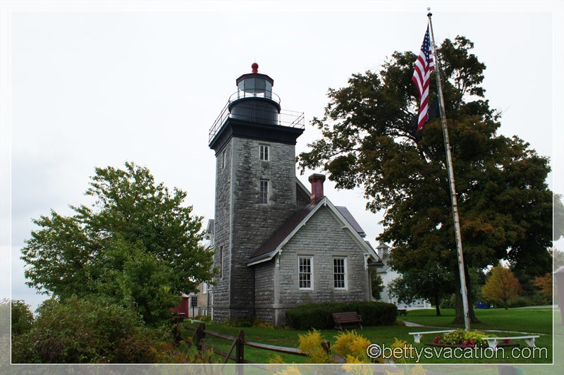 9 - Thirty Mile Point Lighthouse