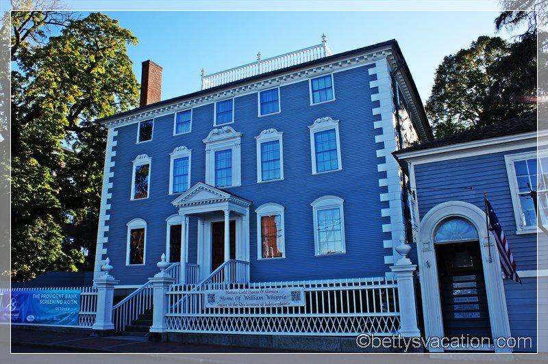 12 - Moffatt-Ladd House