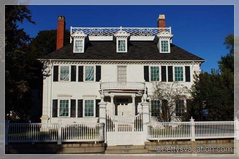 15 - Governor John Langdon House