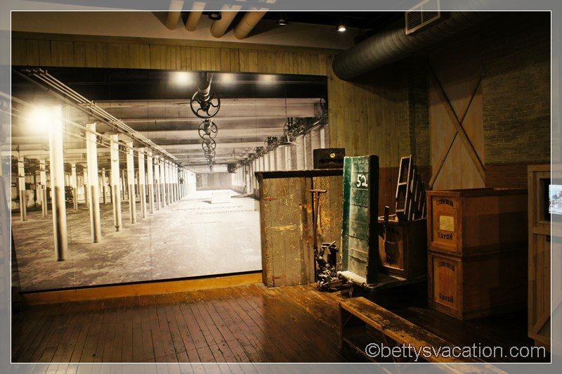 19 - Boott Cotton Mills Museum