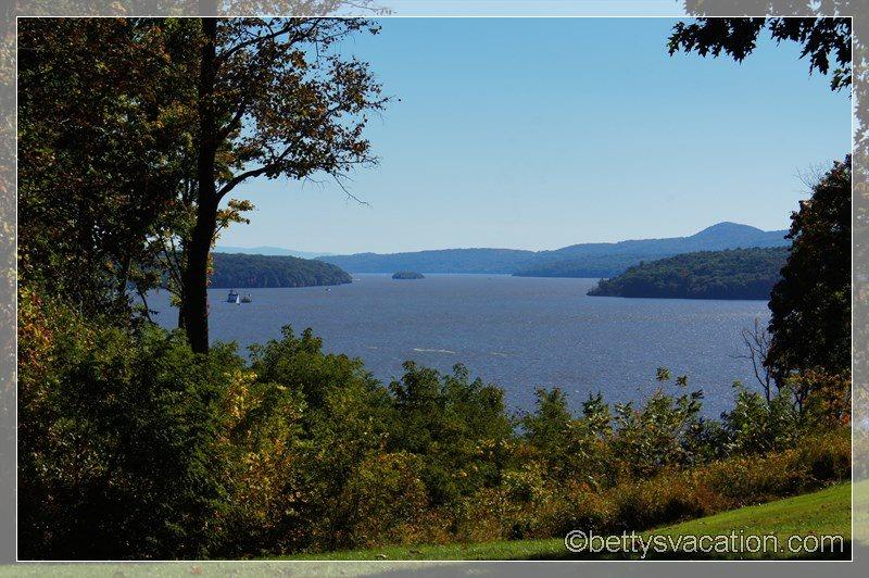 21 - Hudson River von Wilderstein
