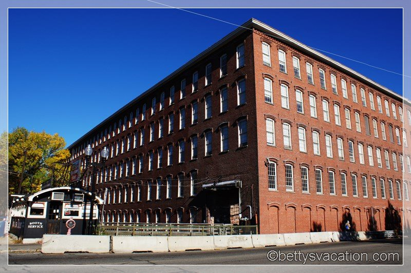 6 - Lowell, MA