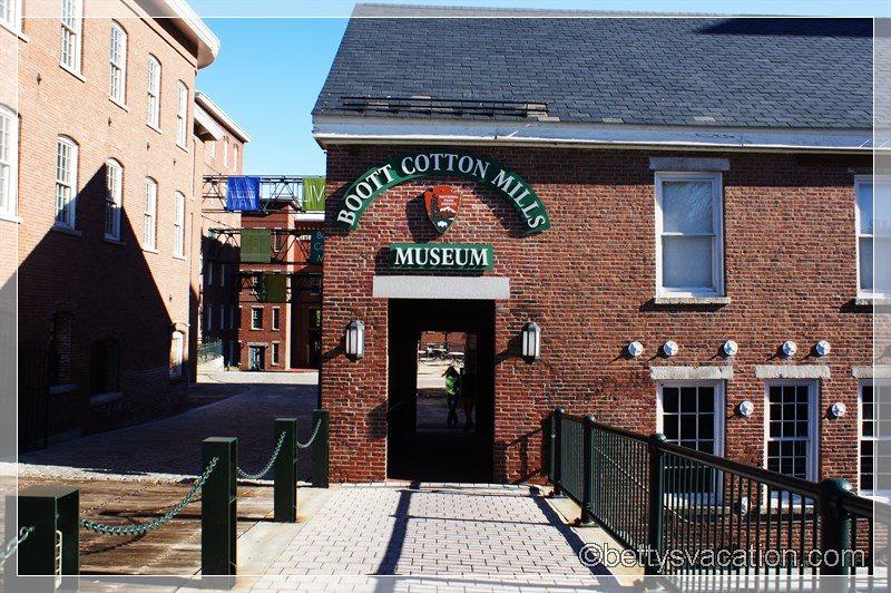 8 - Boott Cotton Mills Museum
