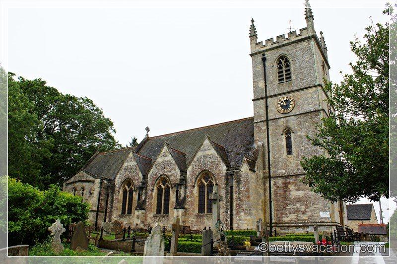 1 - St. Martin's Church, Bladon