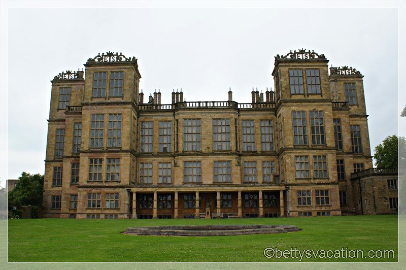 10 - Hardwick Hall