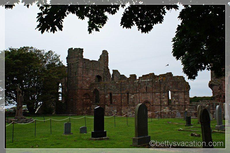 10 - Lindisfarne Abbey