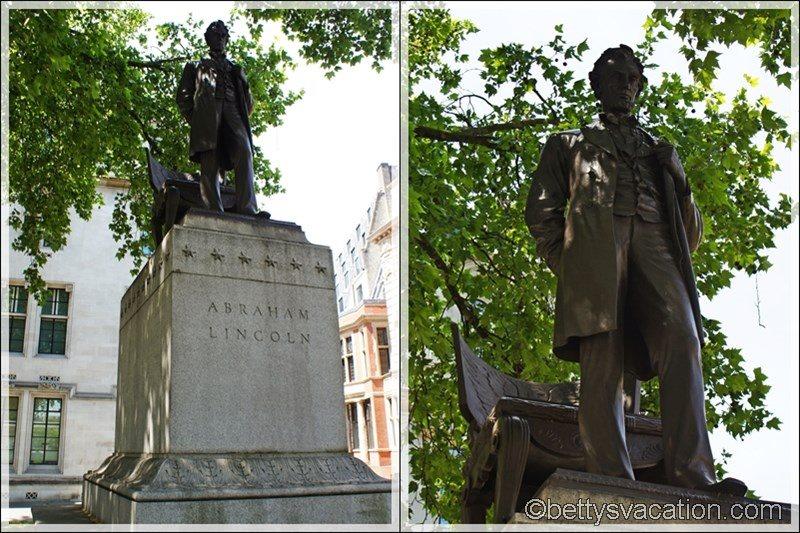 11 - Lincoln Statue