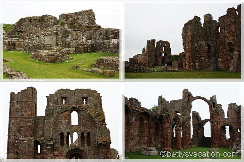 12 - Lindisfarne Abbey