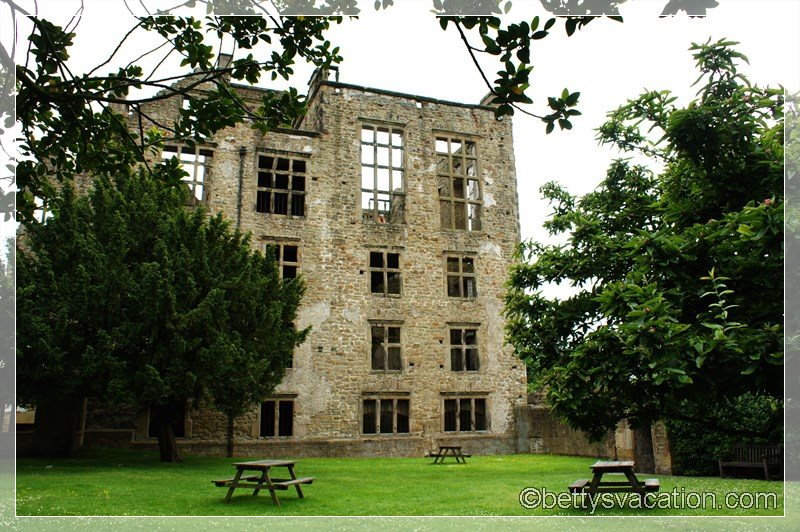 12 - Old Hardwick Hall