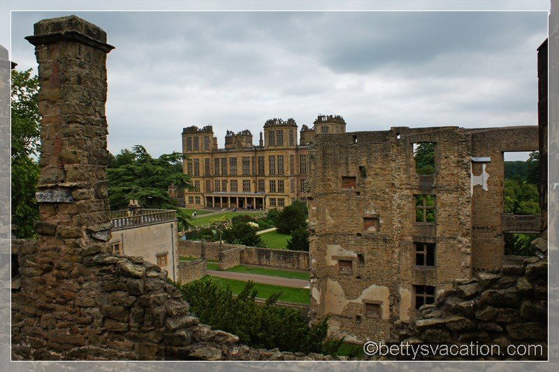 15 - Old Hardwick Hall