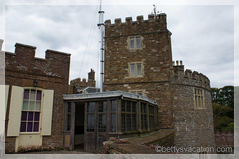 15 - Walmer Castle & Gardens