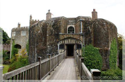 Walmer Castle, Kent