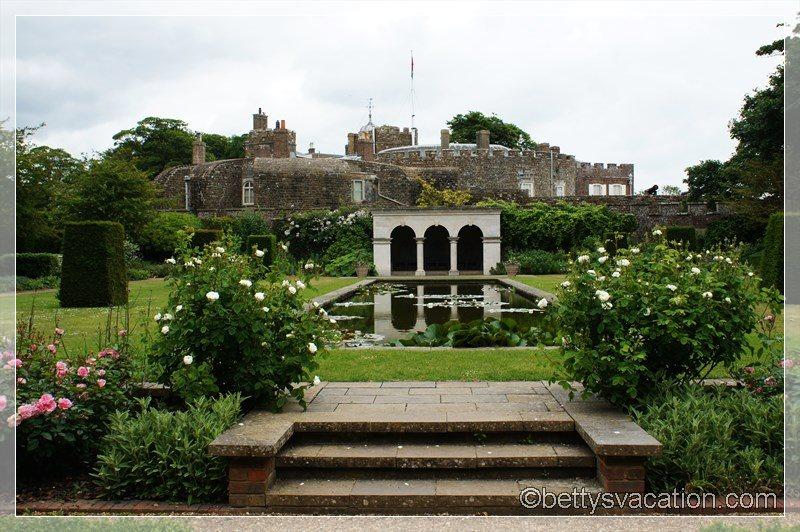 17 - Walmer Castle & Gardens