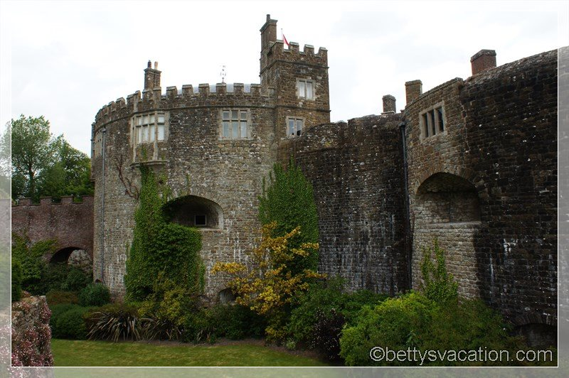 19 - Walmer Castle & Gardens