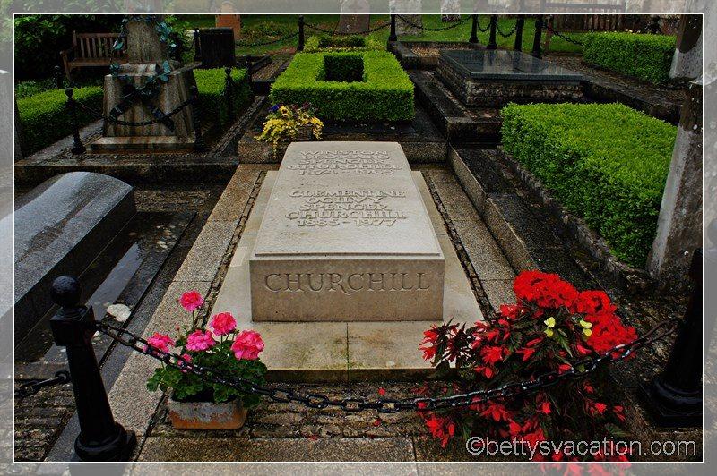 2 - Churchill Grave