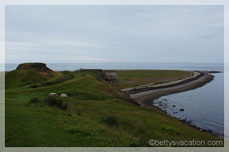 20 - Lindisfarne Castle