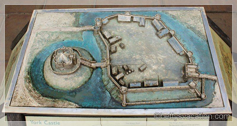 20 - York Castle