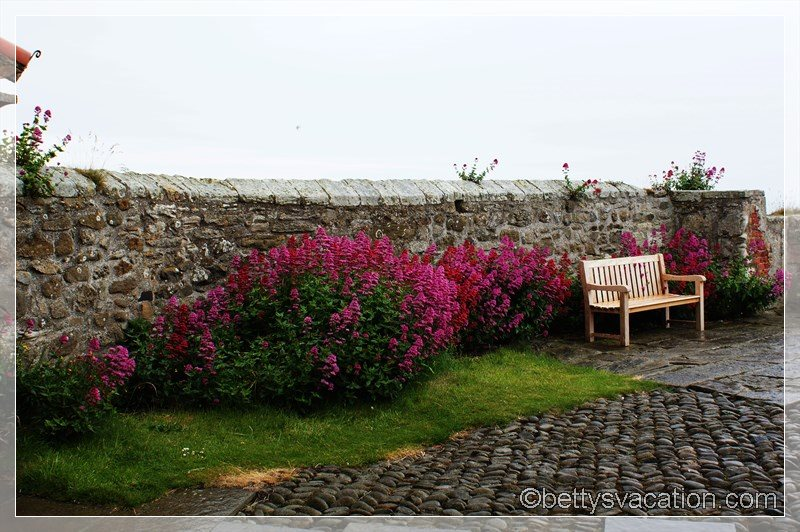 21 - Lindisfarne Castle