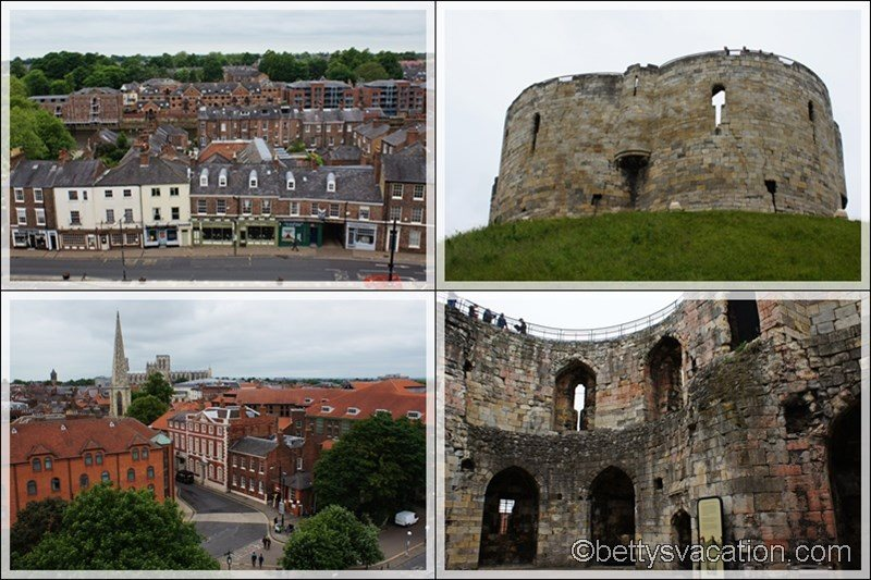 21 - York Castle